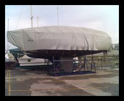 tarpboat